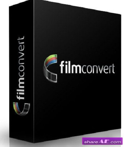 FilmConvert Pro V2.32 for AE & Premiere (Win) + All Camera Packs
