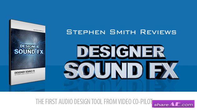 Video Copilot - Designer Sound FX