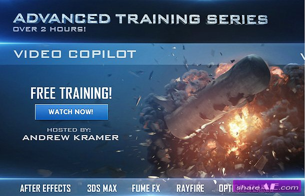 Video Copilot - Explosive Training