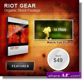 Video Copilot - Riot Gear