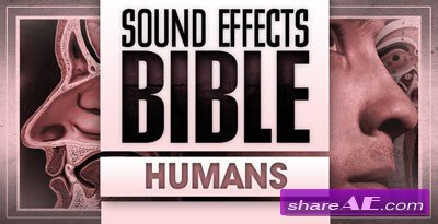 Sound Effects Bible - Humans