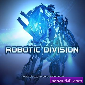Robotic Division - Sci Fi Sound Effects