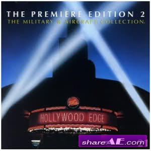 Hollywood Edge - Premiere Edition 2 - The Military and Aircraft Collections (10CDs)