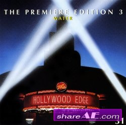 Hollywood Edge - Premiere Edition 3 - Water Sound FX (10CDs)