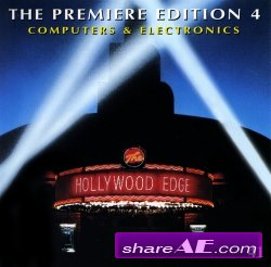 Hollywood Edge - Premiere Edition 4 - Computers and Electronics Sound (10CDs)