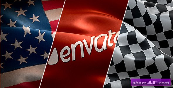 custom flags - after effects project (videohive) » free after, Powerpoint templates