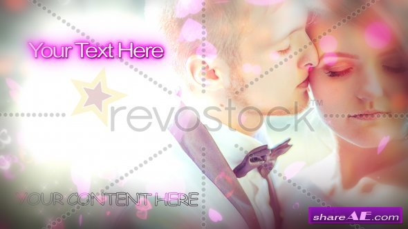 Wedding Photo Montage - After Effects Project (RevoStock)