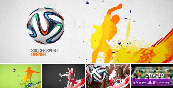 Videohive Football Goal Soccer Free After Effects Templates