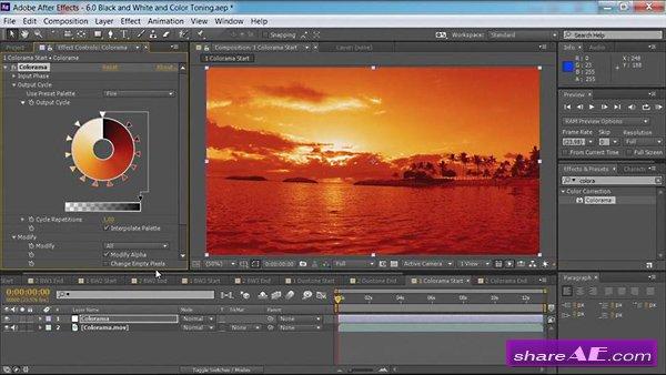 After Effects Guru: Color Grading Footage (Lynda)