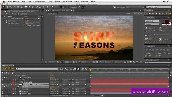After Effects Guru: Animating Typography (Lynda)