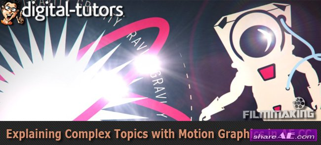 Explaining Complex Topics with Motion Graphics in After Effects CC (Digital Tutors)