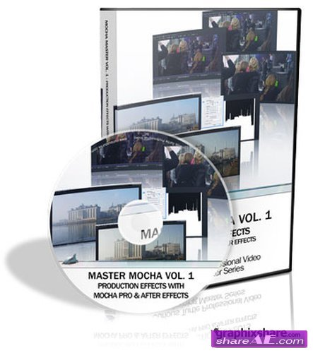 Master mocha Vol. 1: Production Effects with mocha Pro & After Effects (Curious Turtle)