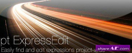 pt_ExpressEdit 2.1 (Aescripts)