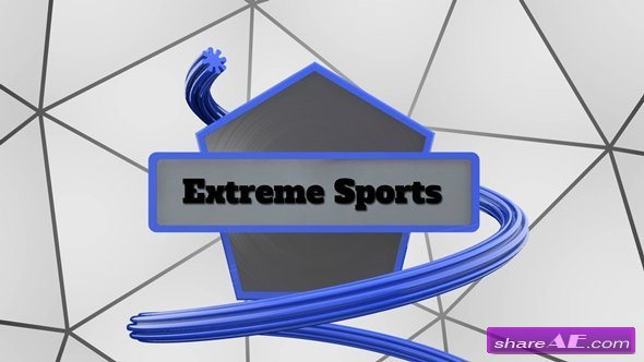 Extreme Sports Package - After Effects Project (Videohive)