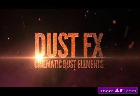 Rampant Design Tools - DustFX Cinematic Dust Effects