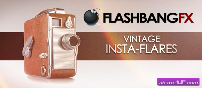 FlashBangFX Vintage Insta-Flares (68 Packs)