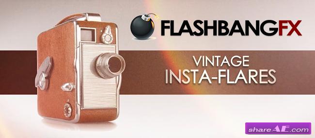 FlashBangFX Vintage Insta-Flares (68 Packs)