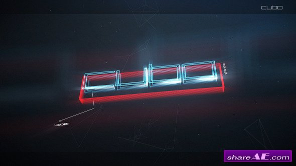 Cubo Digital Logo - After Effects Project (Videohive)