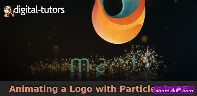 Animating a Logo with Particles in After Effects (Digital Tutors)