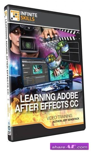 Learning Adobe After Effects CC Training Video (InfiniteSkills)
