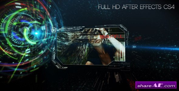 Holographic page 3 free after effects templates for After effects cs4 intro templates free download