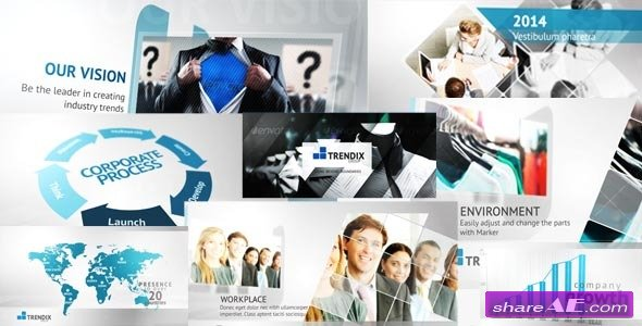 corporate presentation 6817158 - after effects project (videohive, Presentation templates