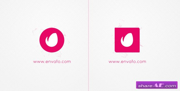 Minimal Logo Reveal - After Effects Project (Videohive)