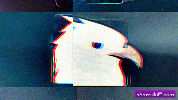 The Ultimate Glitch Logo Intro v1 - After Effects Project (Videohive)