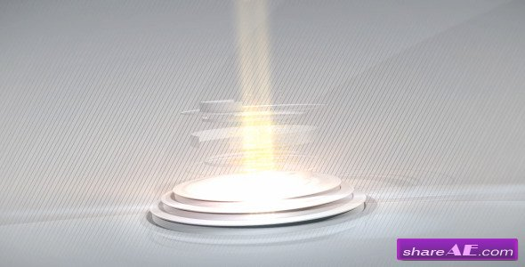 Elegant Circle Stand Logo - After Effects Project (Videohive)