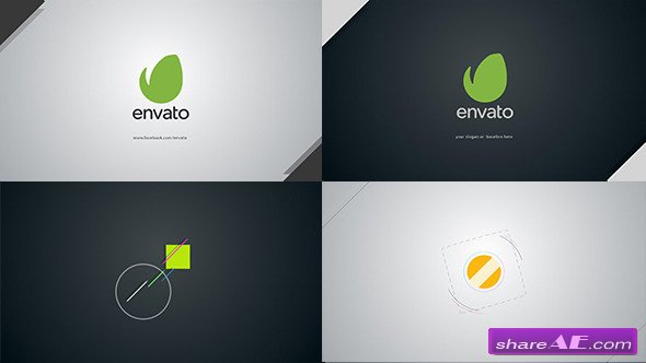 Dynamic Logo Intro After Effects Project Videohive Free After - After effect opening template
