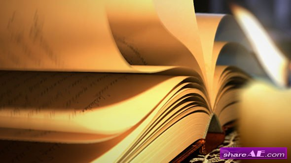 Magic Book 6961644 - After Effects Project (Videohive)