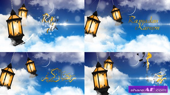 Ramadan Ident - After Effects Project (Videohive)
