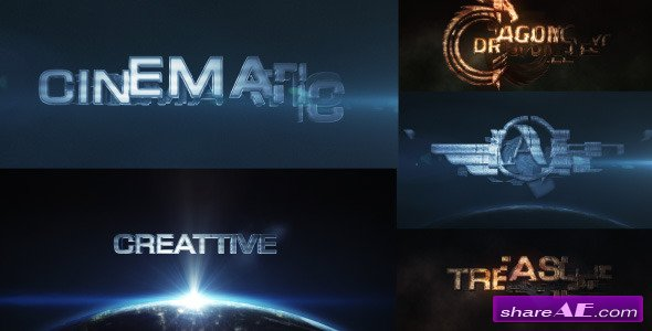 Cinematic Transform - After Effects Project (Videohive)