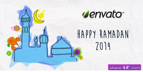 Happy Ramadan - After Effects Project (Videohive)