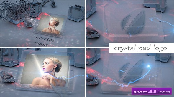 Crystal Pad Logo - After Effects Project (Videohive)