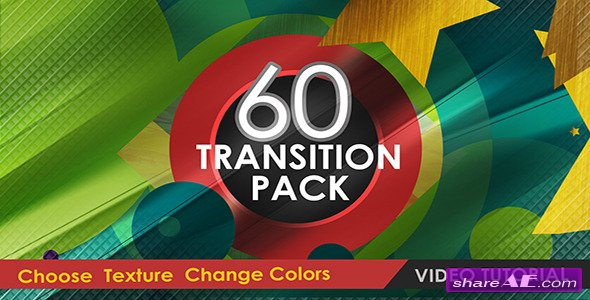 Transition Pack - After Effects Project (Videohive)