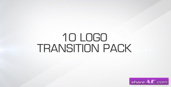 Logo Transition Pack - After Effects Project (Videohive)