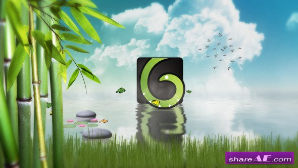 Nature Logo Revealer - After Effects Project (Videohive)