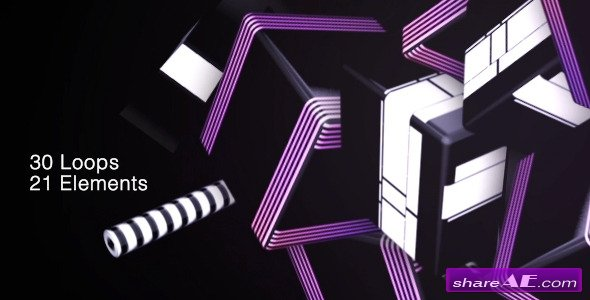 VJ Loops - Motion Graphics (Videohive)