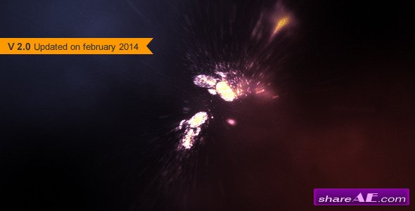 Particle Rush - After Effects Project (Videohive)