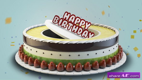 Happy Birthday! 5837391 - After Effects Project (Videohive)