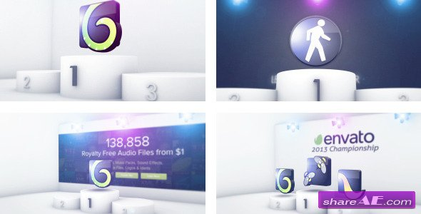 Winning Logo - After Effects Project (Videohive)