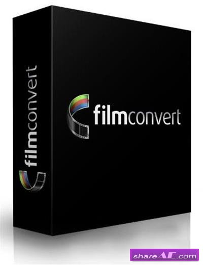 FilmConvert Pro v2.16 for After Effects & Premiere Pro (MacOSX)