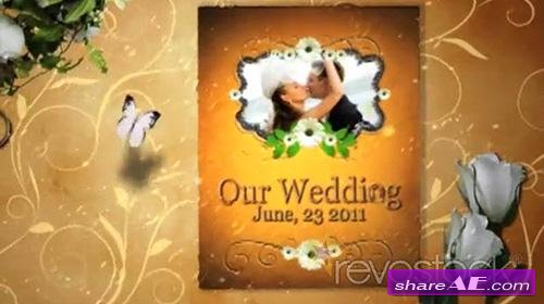 Our Precious Wedding Moments - After Effects Project (Revostock)