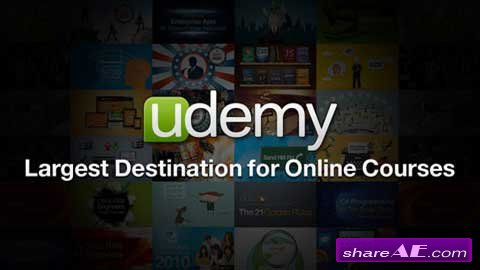 Udemy - After Effects Motion Graphics - Advanced Shape Layers