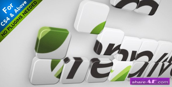 Puzzle To Logo - After Effects Project (Videohive) » free ...