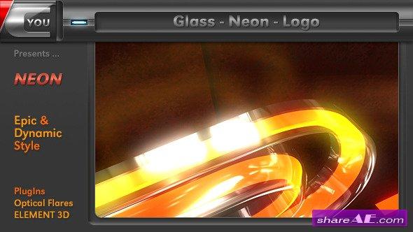Videohive Neon Sign Kit v2 1 » free after effects templates