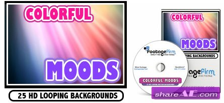 Footage Firm: HD Colorful Moods