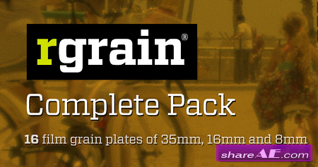 RGrain Complete Pack