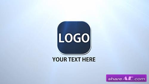 Logo Pieces - After Effects Template (Videoblocks)